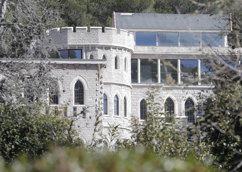 Le château de l'Aiguetta à Eze a trouvé preneur ce jeudi matin aux enchères pour plus de 10 M€.