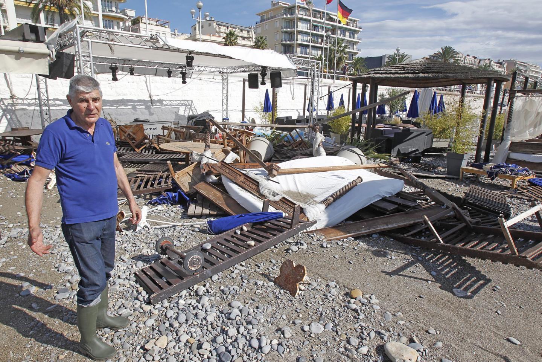Serge Guillard, gérant de Florida Plage, a tout perdu…