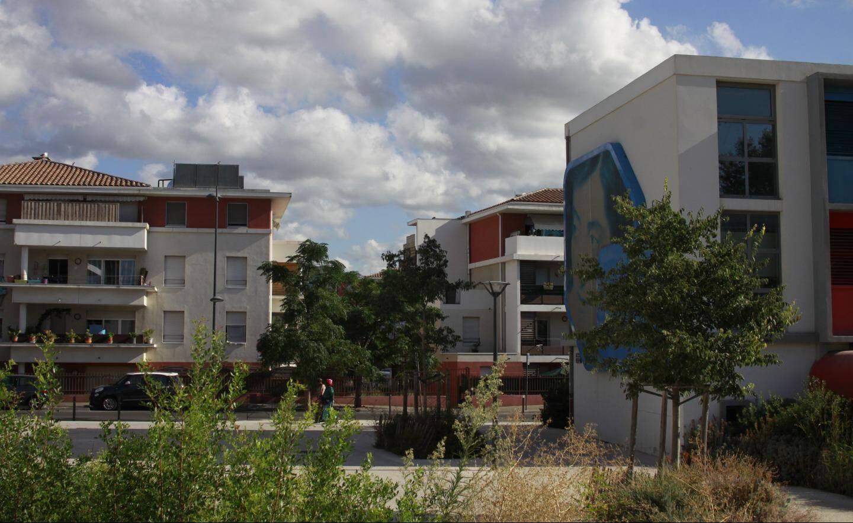 La cité Berthe, l'un des plus gros programmes de rénovation urbaine de France
