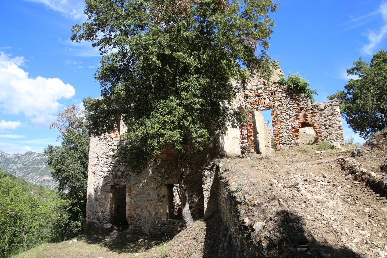 L'ancienne « maison des brigands » va être réaménagée...