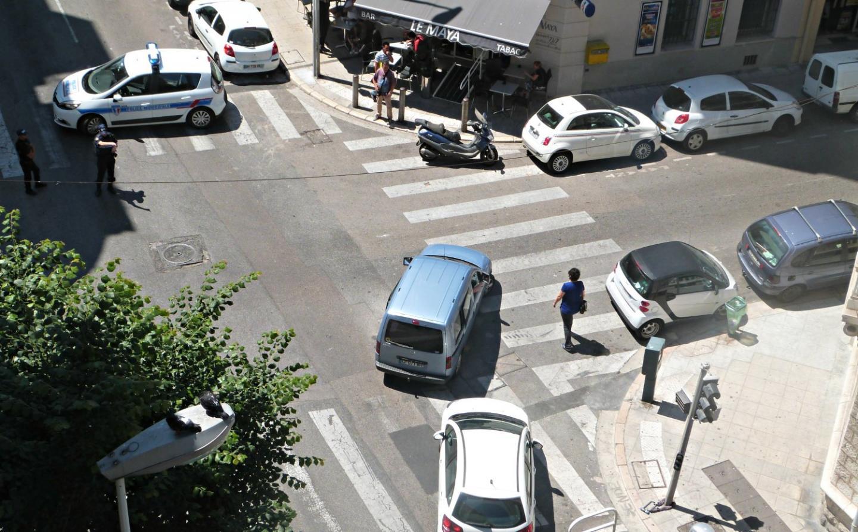 Carrefour des rues Miollis et Vernier. C'est au niveau de cette jonction que deux nouveaux radars vont potentiellement faire leur apparition.