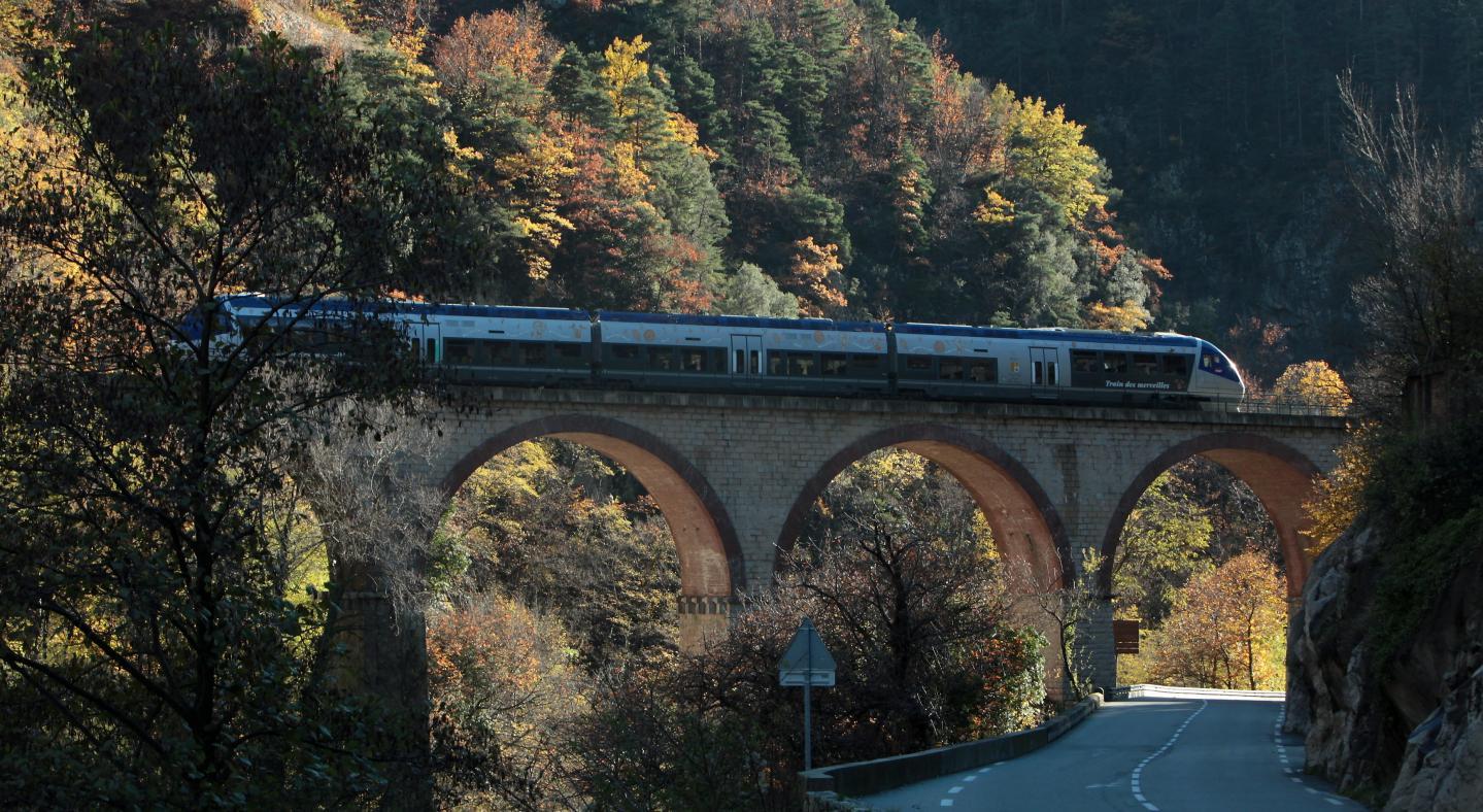 La ligne Nice-Tende-Cunéo a marqué l'histoire et la vie des habitants des trois vallées françaises traversées.