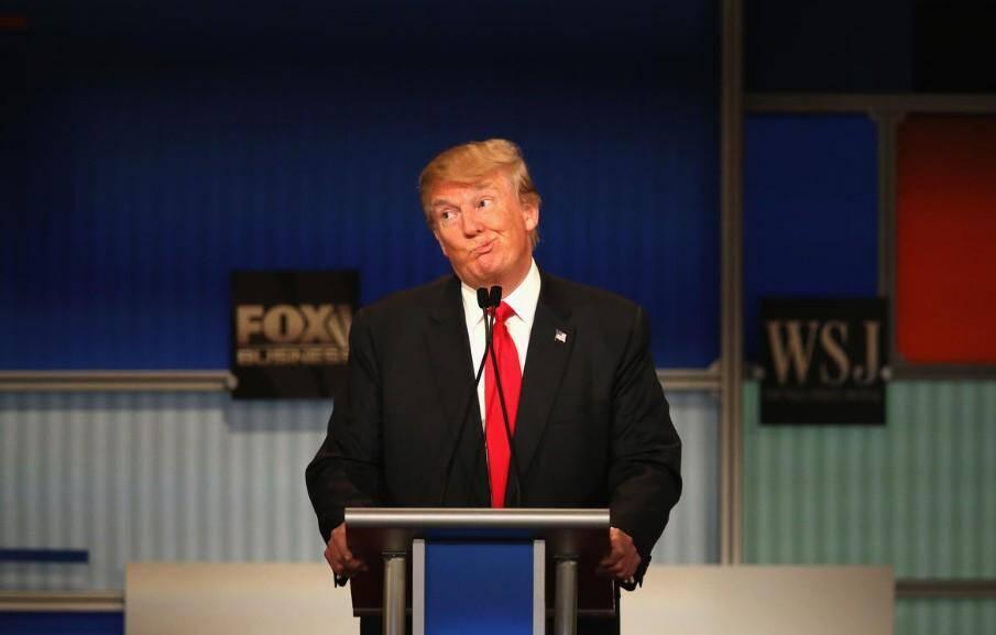 Trump vs Fiorina