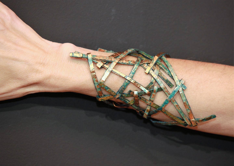 Un des bijoux de Mane Phély.