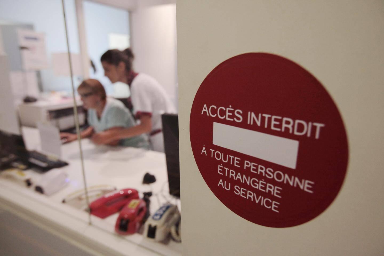 C'est à Grasse que l'épidémie sévit le plus. Le centre hospitalier s'est déclaré « hôpital en tension ».