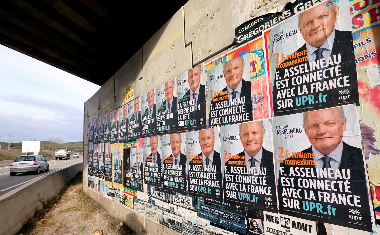 L'UPR, jusque-là confidentiel, s'affiche désormais partout dans l'espace public.