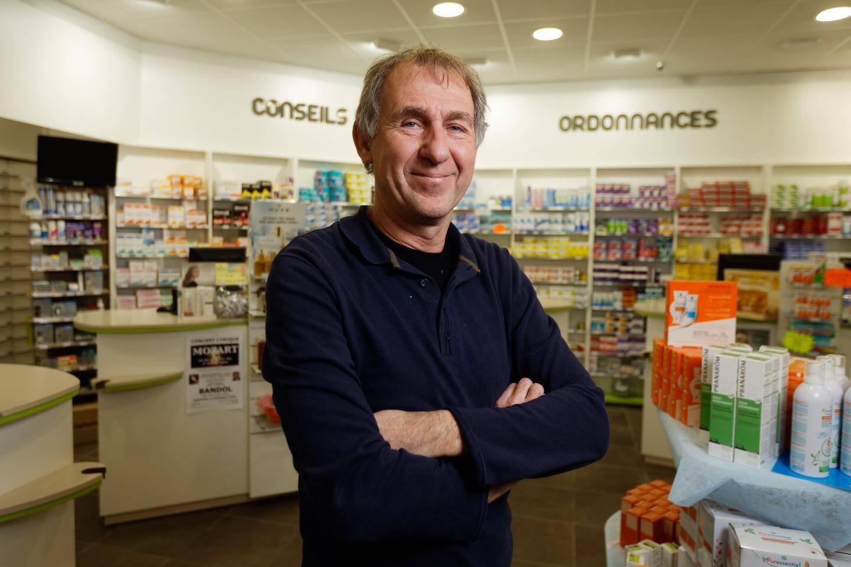 Michel Siffre est à la tête de l'Union régionale des pharmaciens Paca.