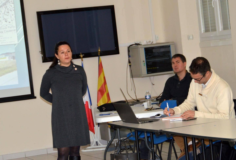 Les dossiers ont été présentés par Vanessa Huet, Luc Bencivenga, ingénieurs au SISA et Olivier Pagès représentant la Société du Canal de Provence, mandataire.