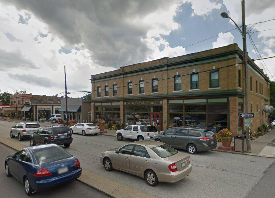 A Oakmont, en Pennsylvanie.