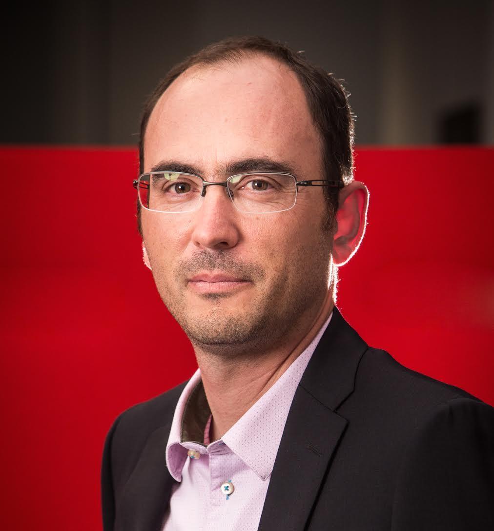 Vincent Desnot, CEO de Teach on Mars.
