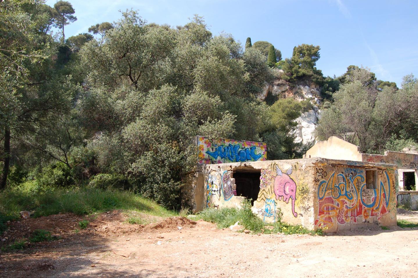 Le site de la Carrière, classé en zone remarquable, pourrait être mis en valeur après son déclassement.