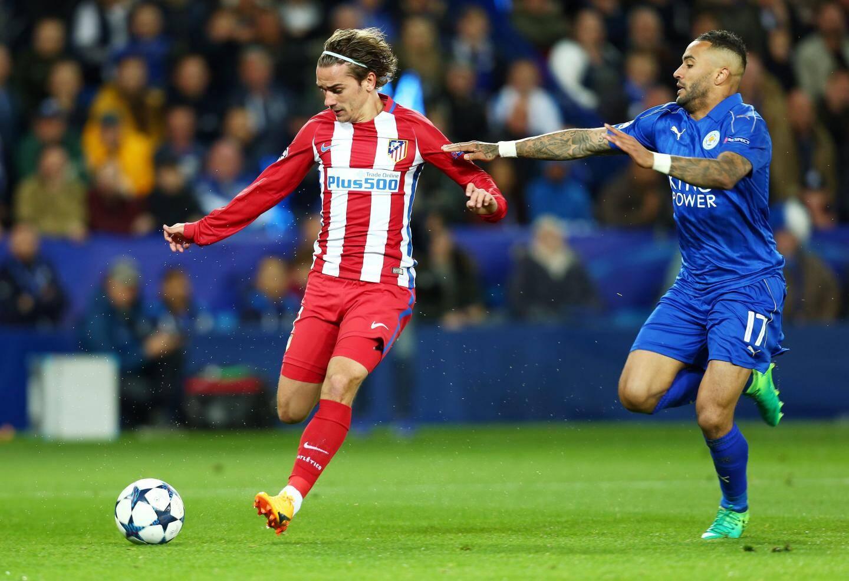 Griezmann n'a pas marqué mais l'Atlético a assuré sa 3e demi-finale de C1 en quatre ans !