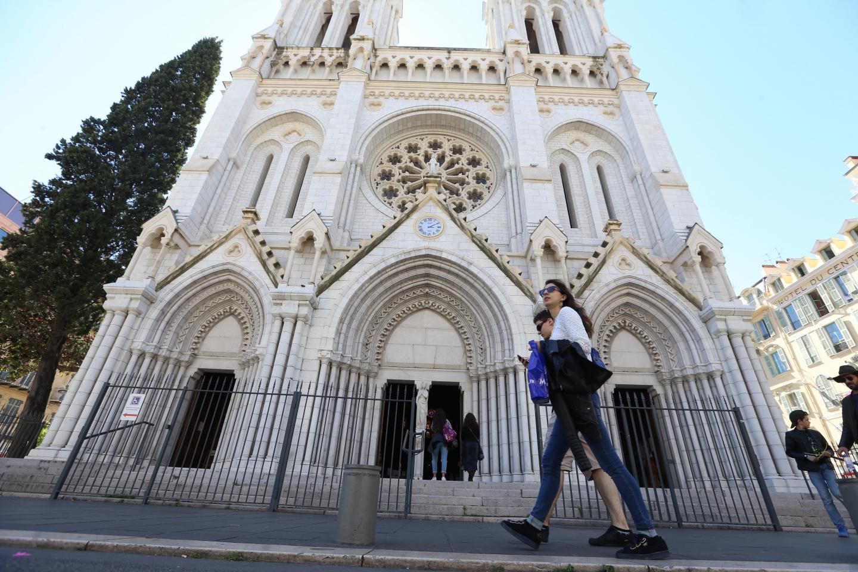 La basilique Notre-Dame.