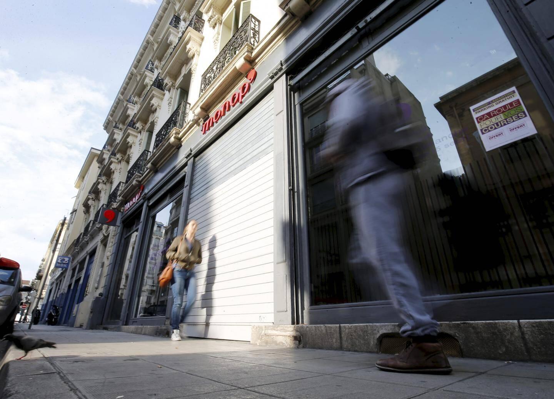 Le magasin de la rue Lamartine a fermé en février. Un centre culturel devrait voir le jour...