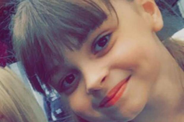Saffie Rose Roussos, huit ans