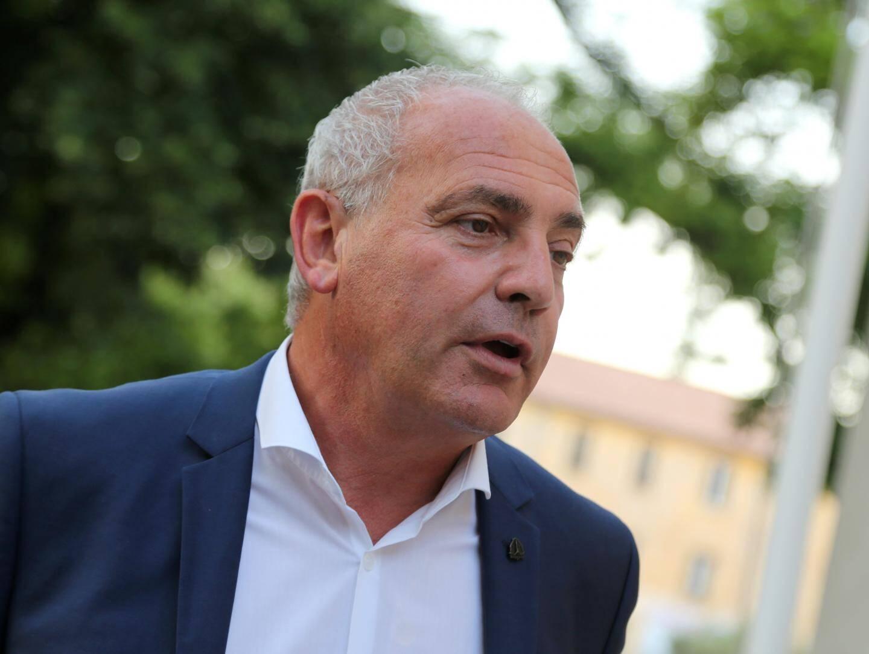 Marc Lauriol : « Je ne voterai pas FN ».(Ph. H.D.S.)