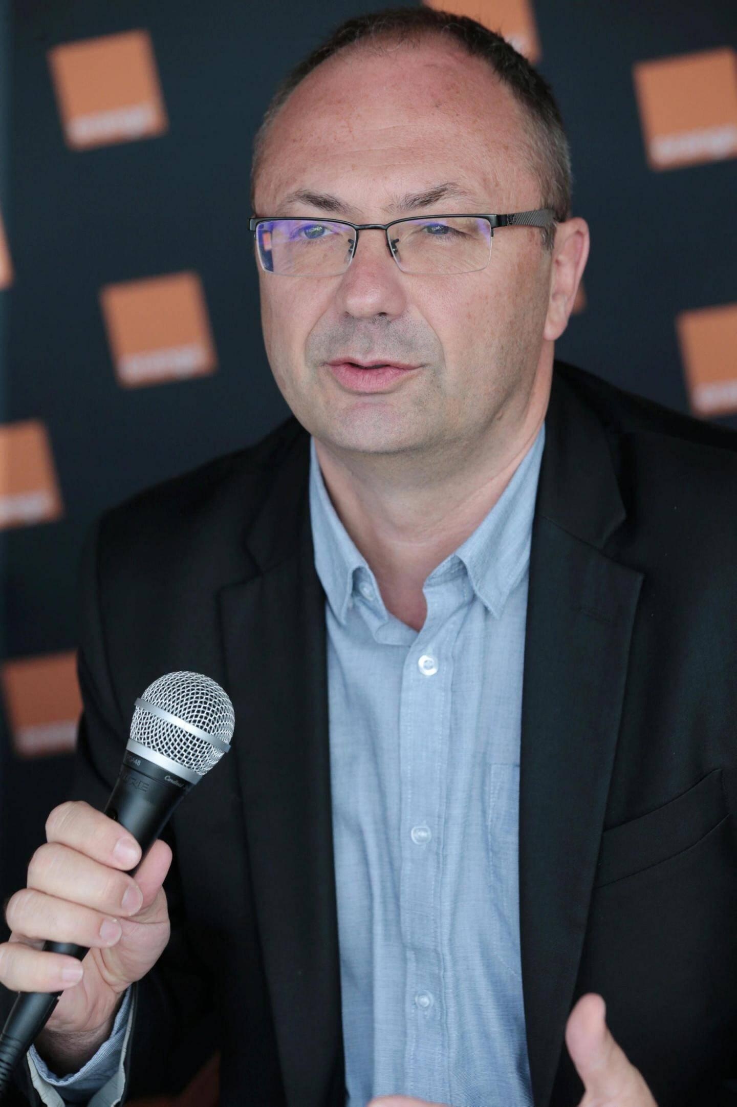 André Labat, CCI NCA.