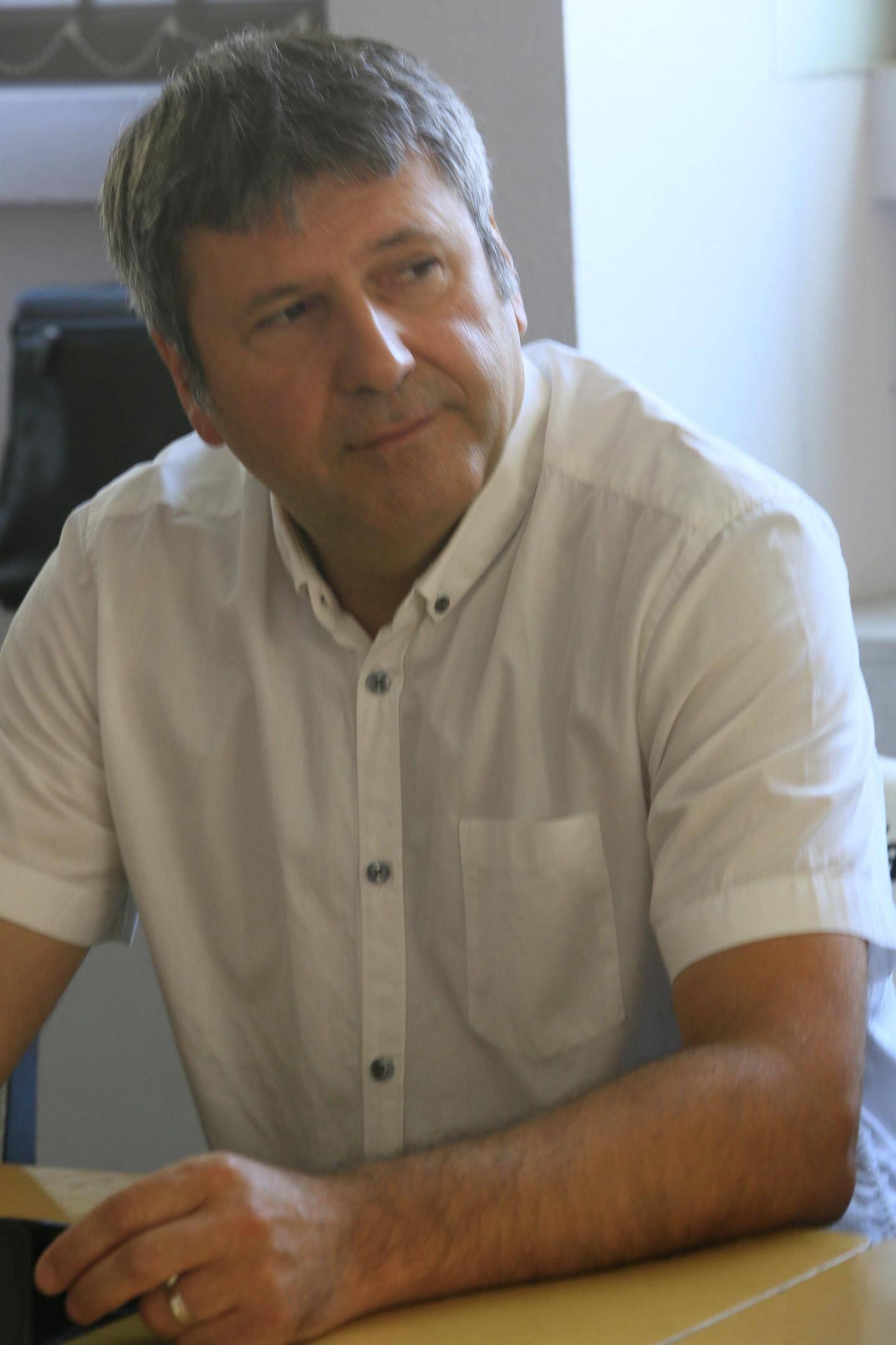 Gilles Rousseaux,  Veolia Eau.