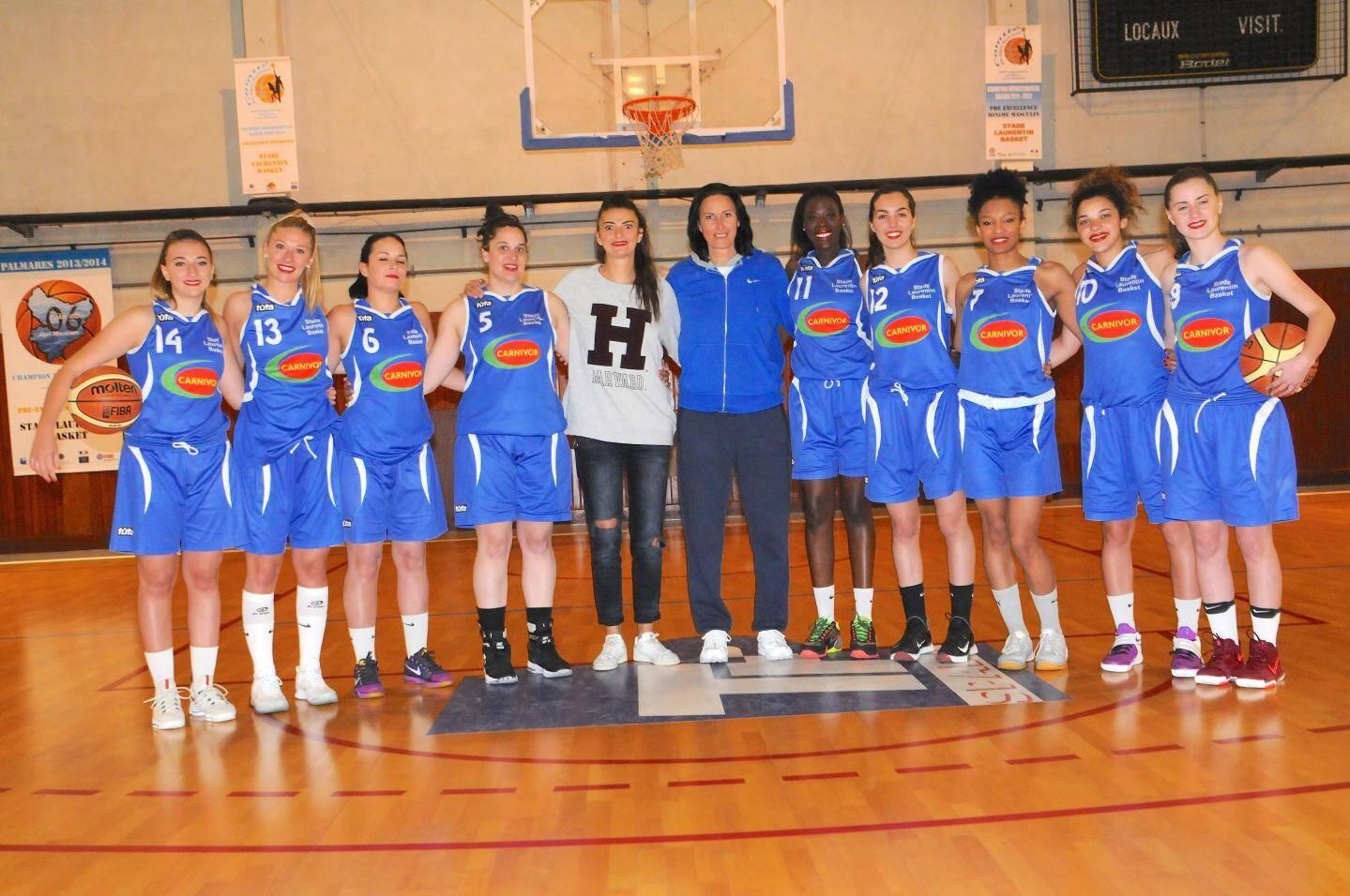Une ultime victoire face à La Barbière Avignon a permis aux joueuses de Christelle Jouandon d'enfoncer le clou.