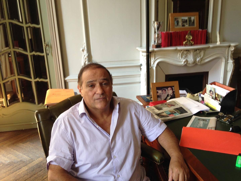 Me Ouassini Mebarek, l'avocat d'En-Nour.