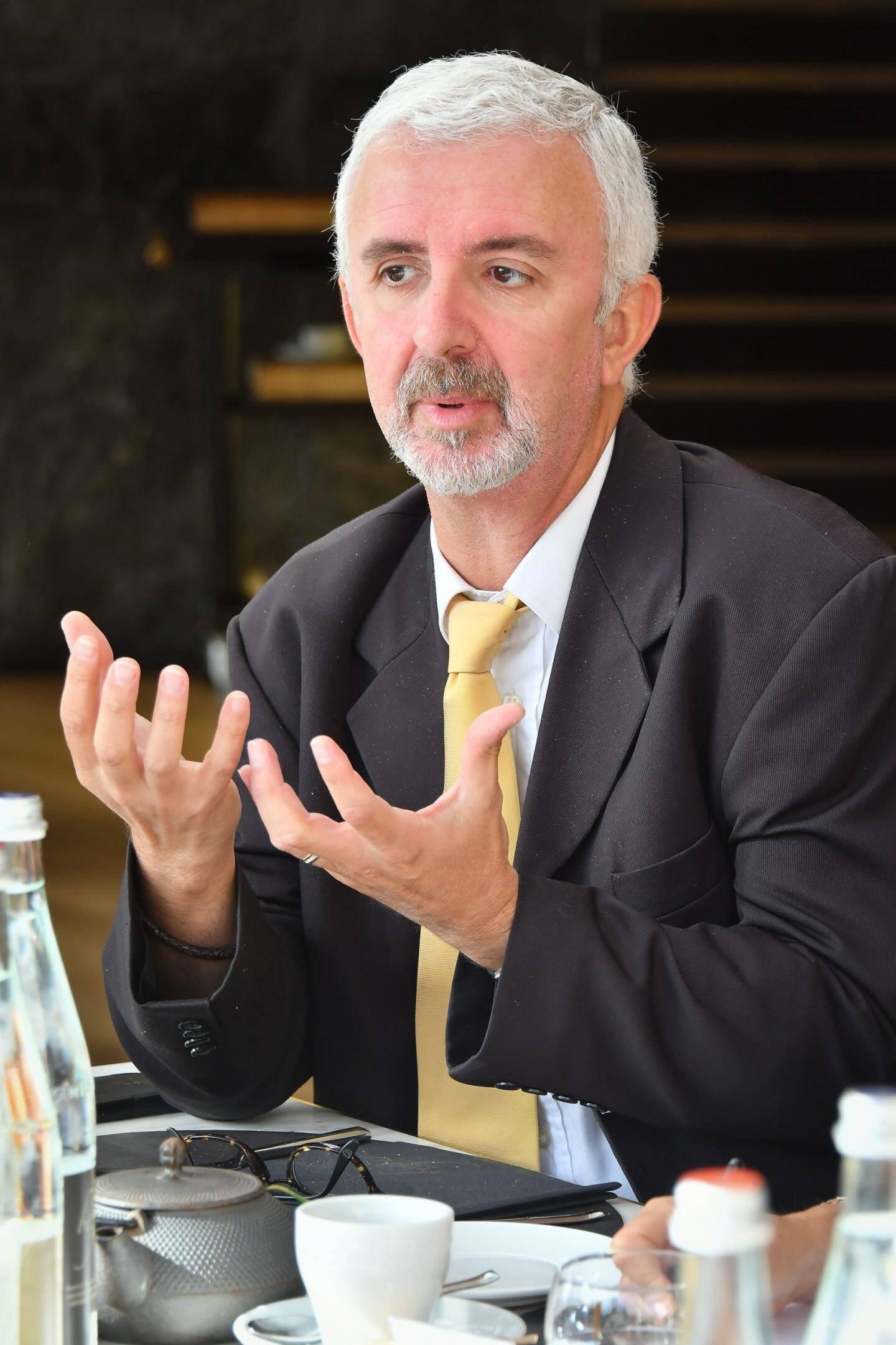 Hervé Zorgniotti, Grimaldi Forum.