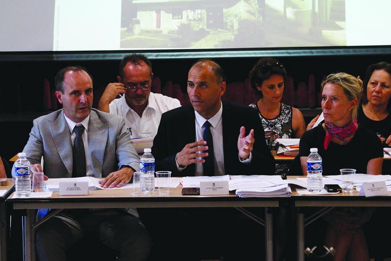 Pierre Hely, élu d'opposition, a argumenté sa réticence à voter l'approbation du nouveau PLU.
