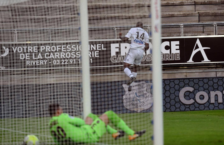 L'OGC Nice de Souquet et Walter a montré son pire visage hier soir à Amiens.