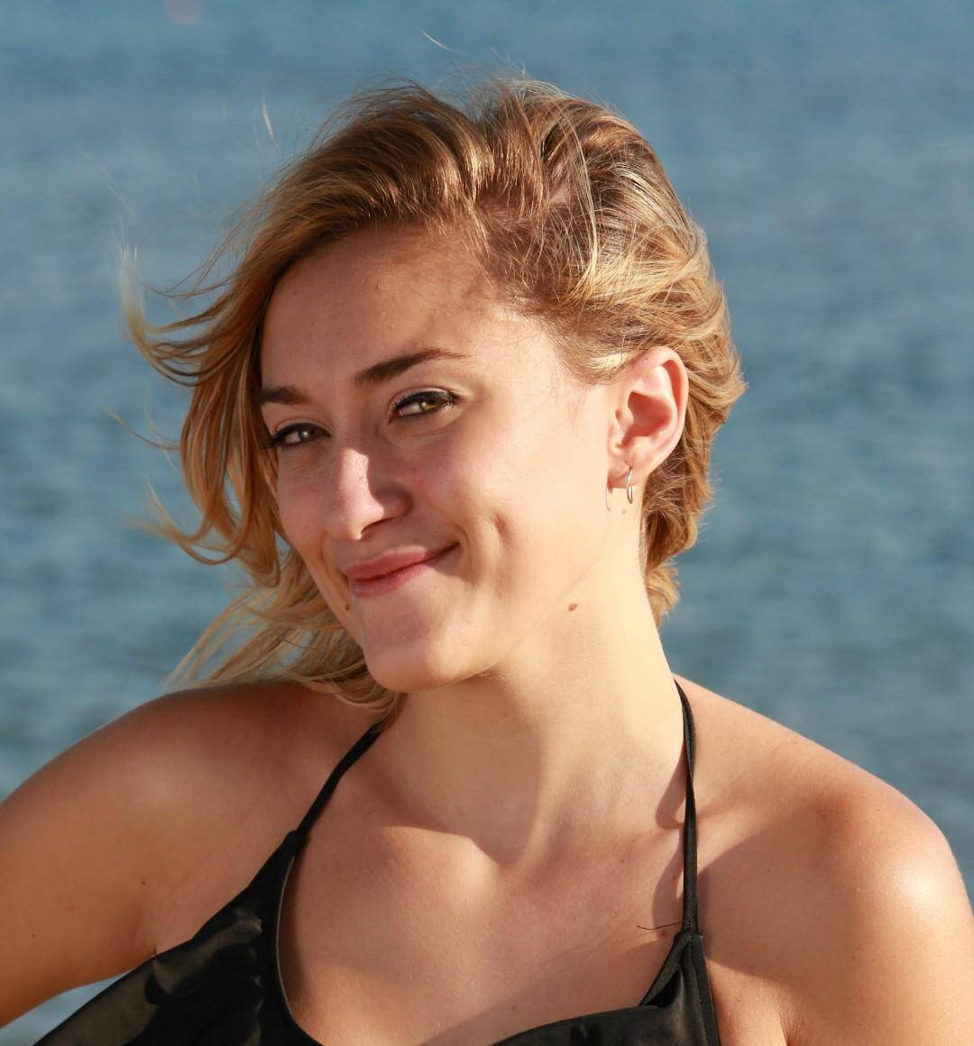 Sarah Barbes, 18 ans, d'Hyères.