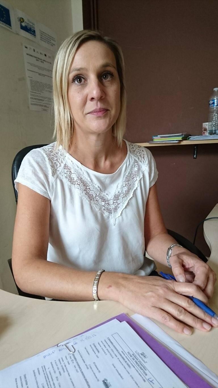 Aléna Laflorentie, conseillère emploi