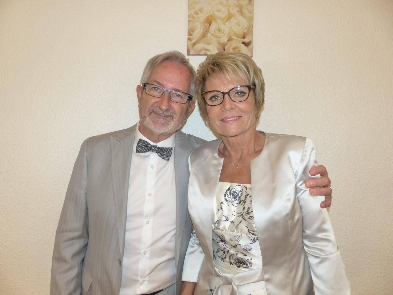 Christiane et Alain