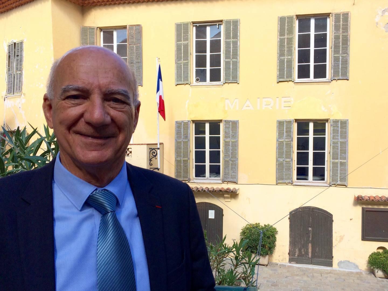 Jean Thaon, maire de Lantosque