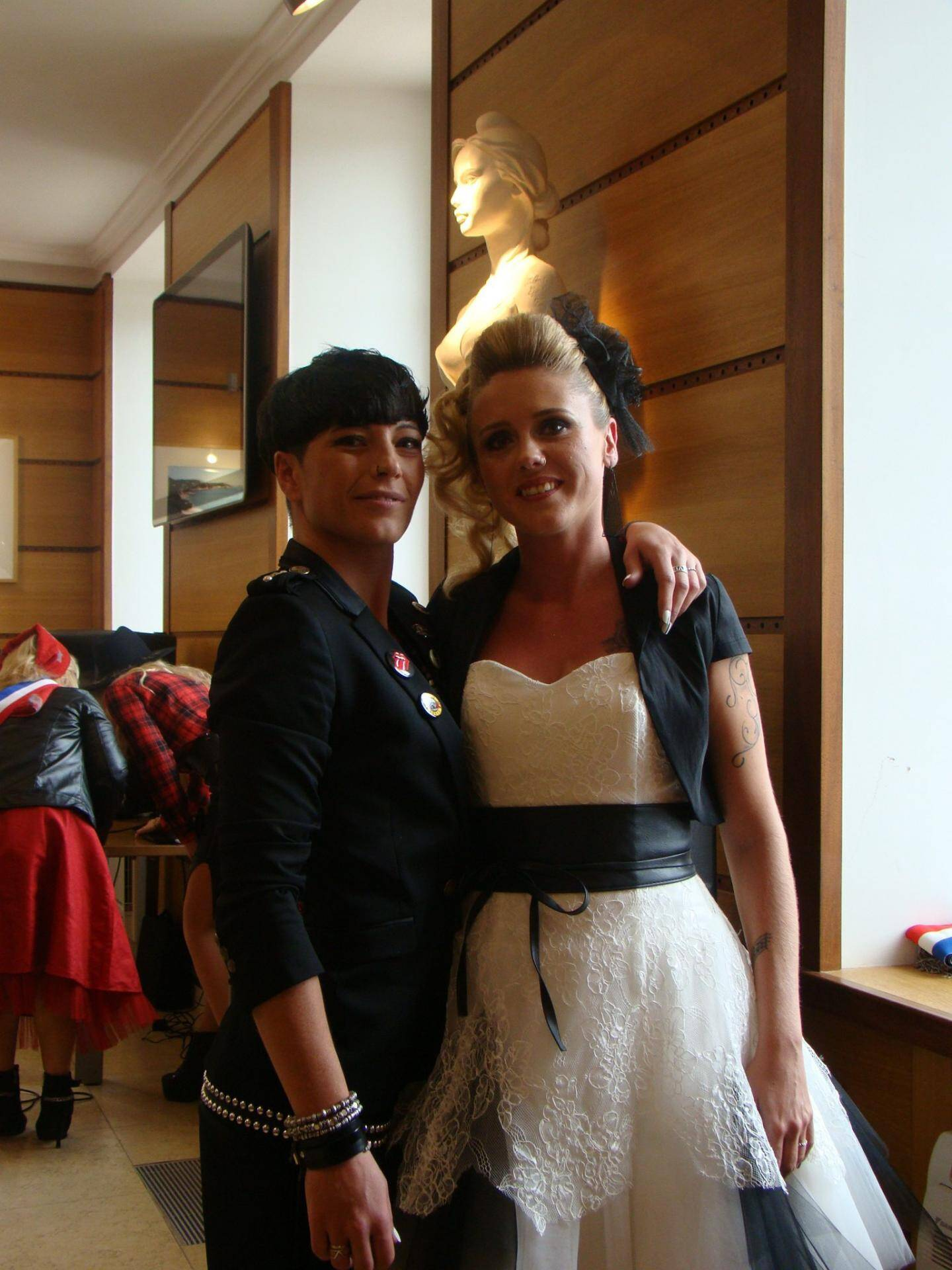 Jennifer et Aurélie