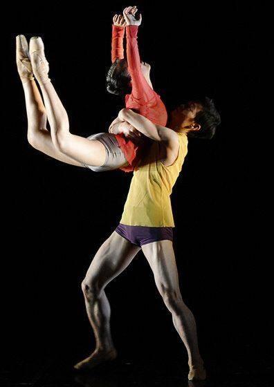 Déambulations dansées par la compagnie Rosella Hightower. (D. R.)