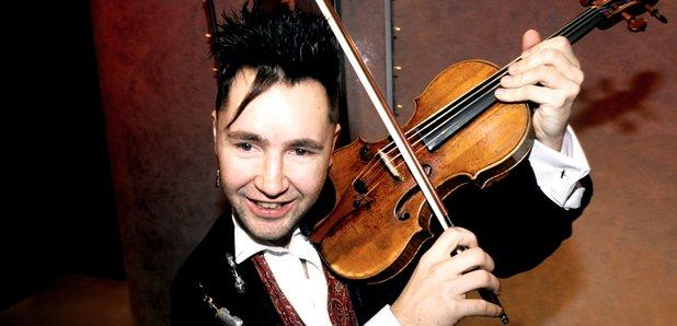 Le violoniste britannique, Nigel Kennedy, sera en concert, vendredi 10 novembre.
