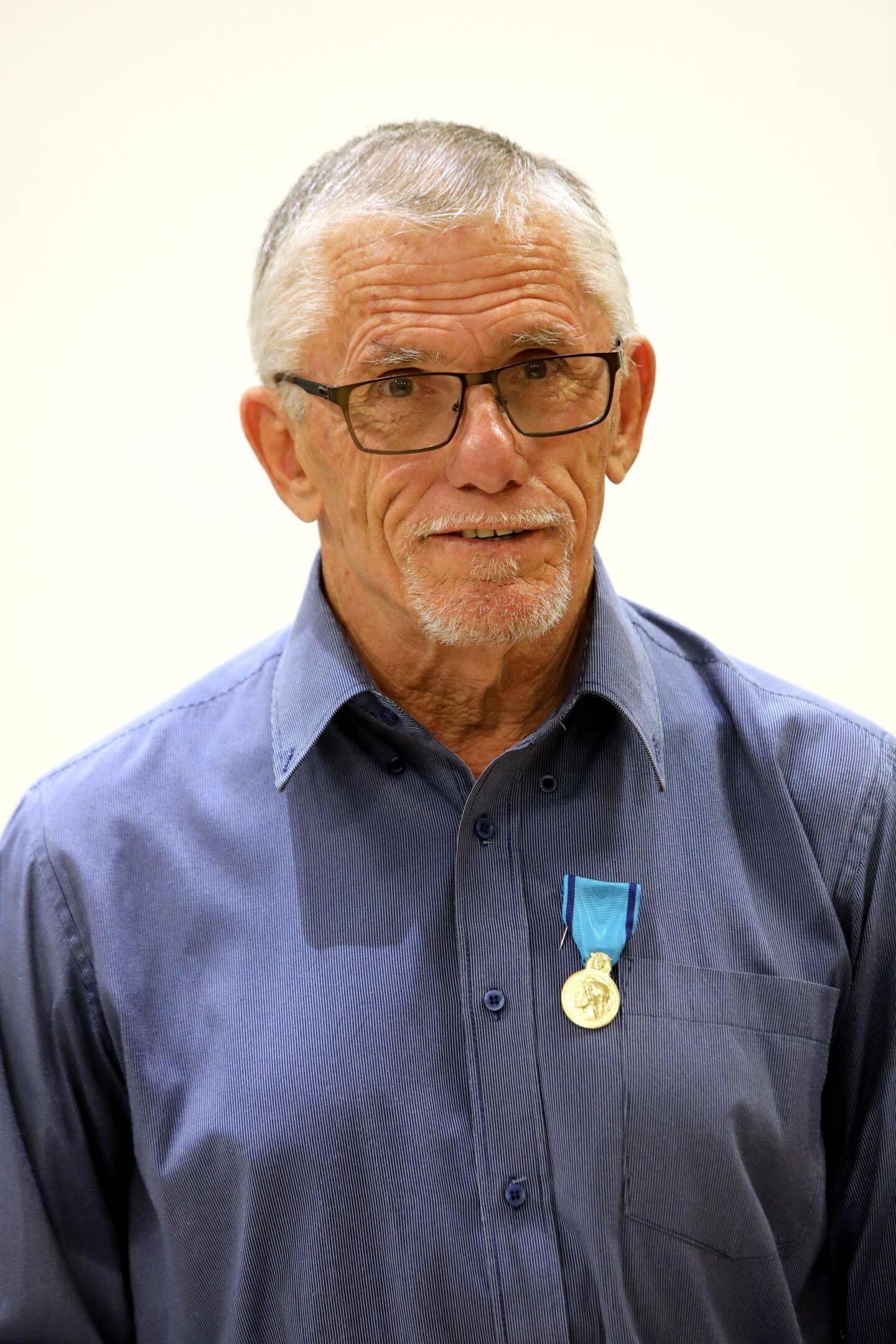 Louis Anelli, USC Natation : bronze
