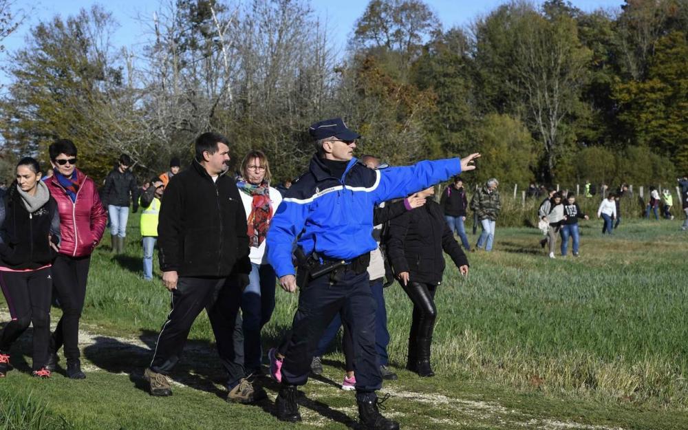 Une battue a été effectuée lundi en Haute-Saône.