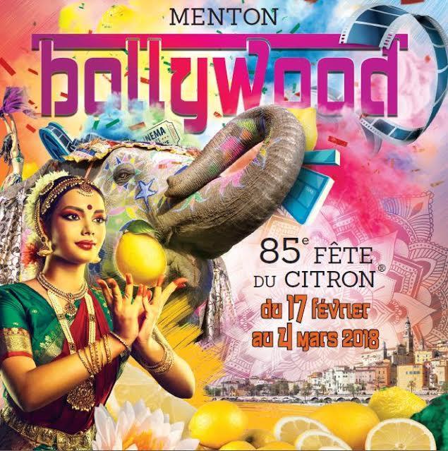 L'affiche officielle de la Fête du citron 2018.