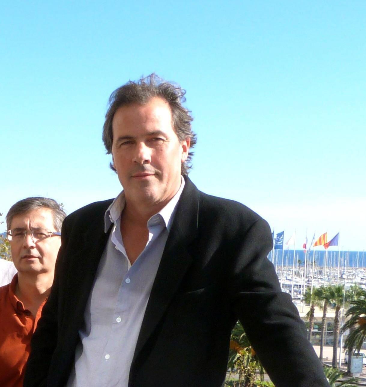 Hervé Besançon, Porte parole des médecins du Golfe
