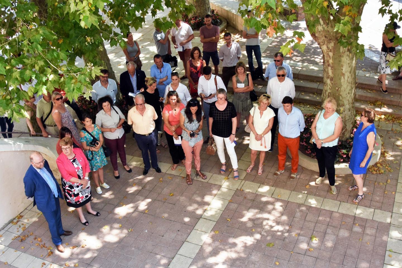 Le sous-préfet, le maire et nombre d'élus des communes avoisinantes avaient salué cette implantation lors de l'inauguration estivale.