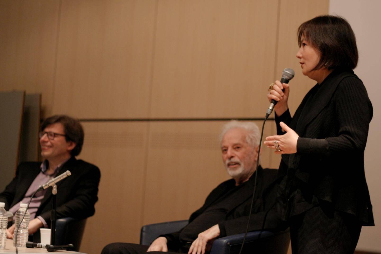 Jodorowsky est revenu avec délectation sur une partie de son œuvre.