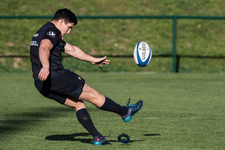 Grands débuts pour Belleau (RCT) demain.(AFP)