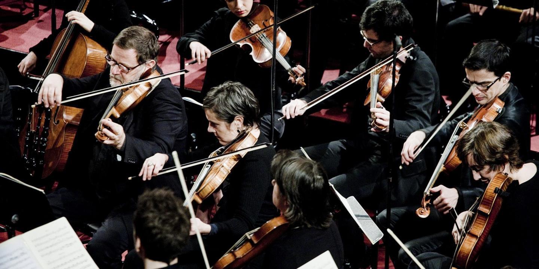 Insula orchestra a déjà enregistré de nombreux disques.