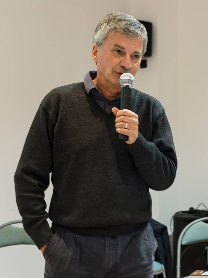 Francis José Maria, président de Place Publique