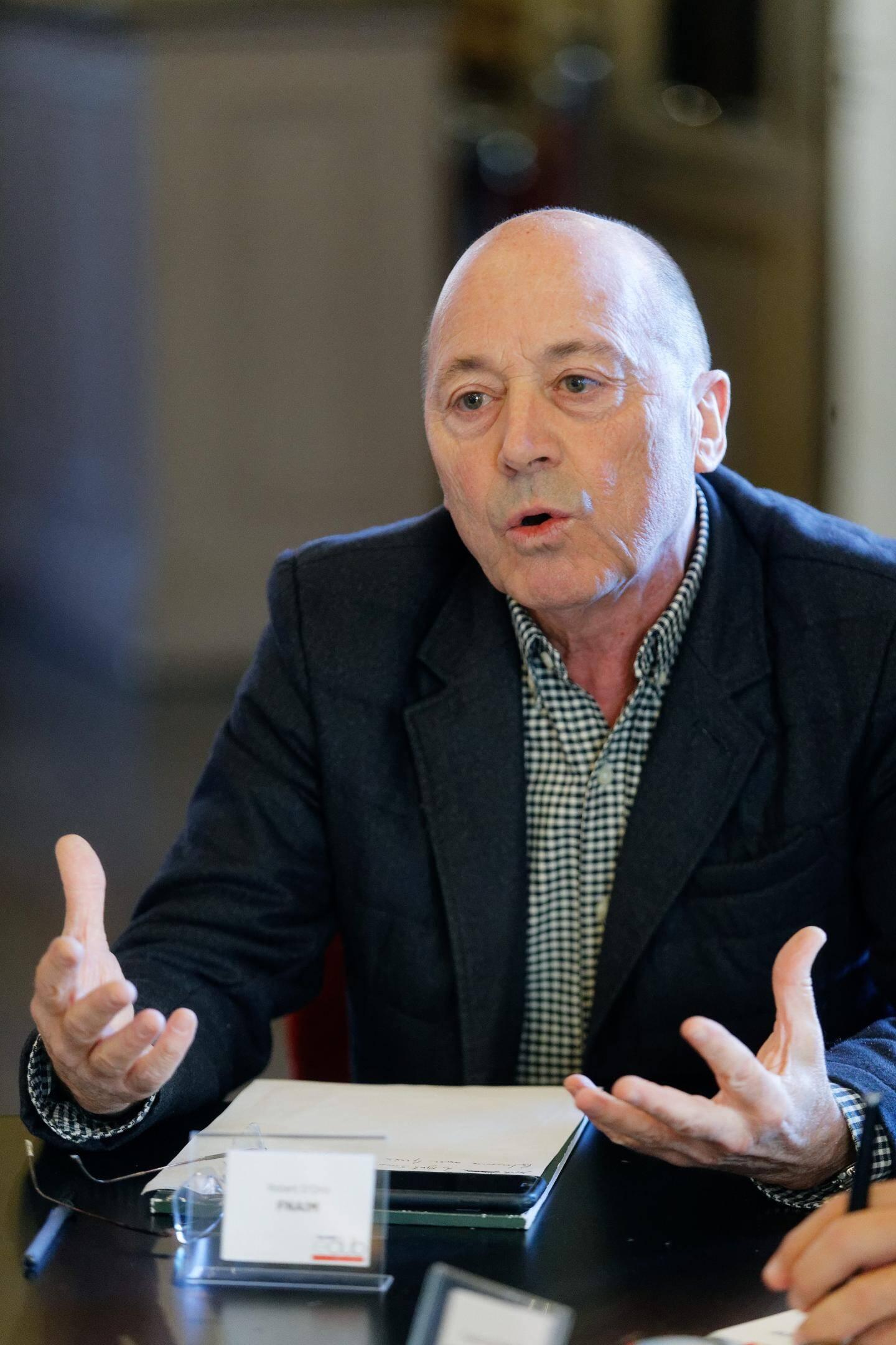 Robert D'Orio, président adjoint de la FNAIM, chambre du Var.