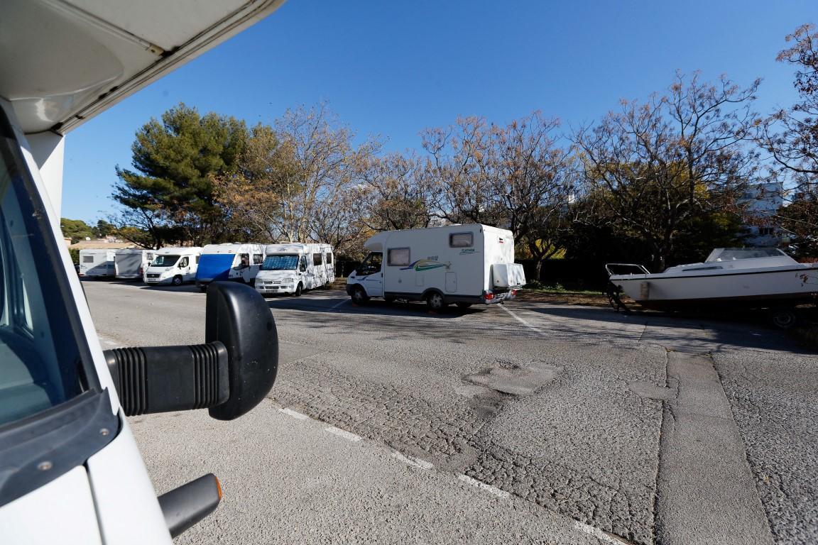 Quelle solution pour le stationnement des campings-car à La Seyne?