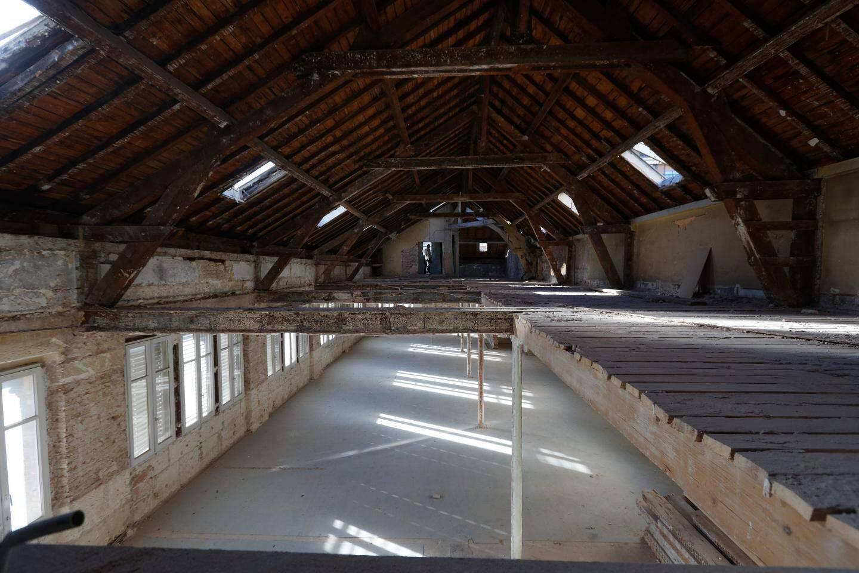 Toulon, le 14/11/2017 Photographie Dominique Leriche Réhabilitation de l'immeuble du TélégrapheFrançois Veillon directeur de la publication 95°François Veillon directeur de la publication 95°