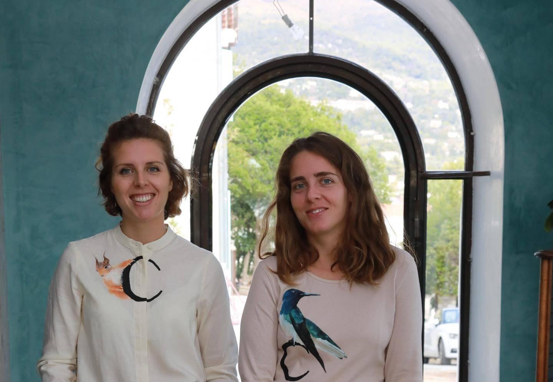 Juliette et Cécile Munoz-Ruiz