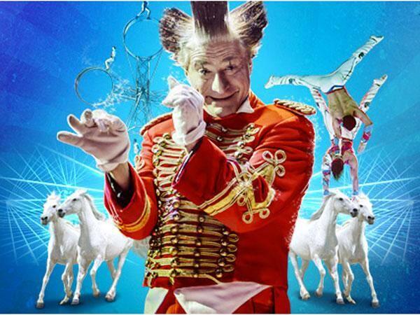 L'affiche du Cirque Holliday