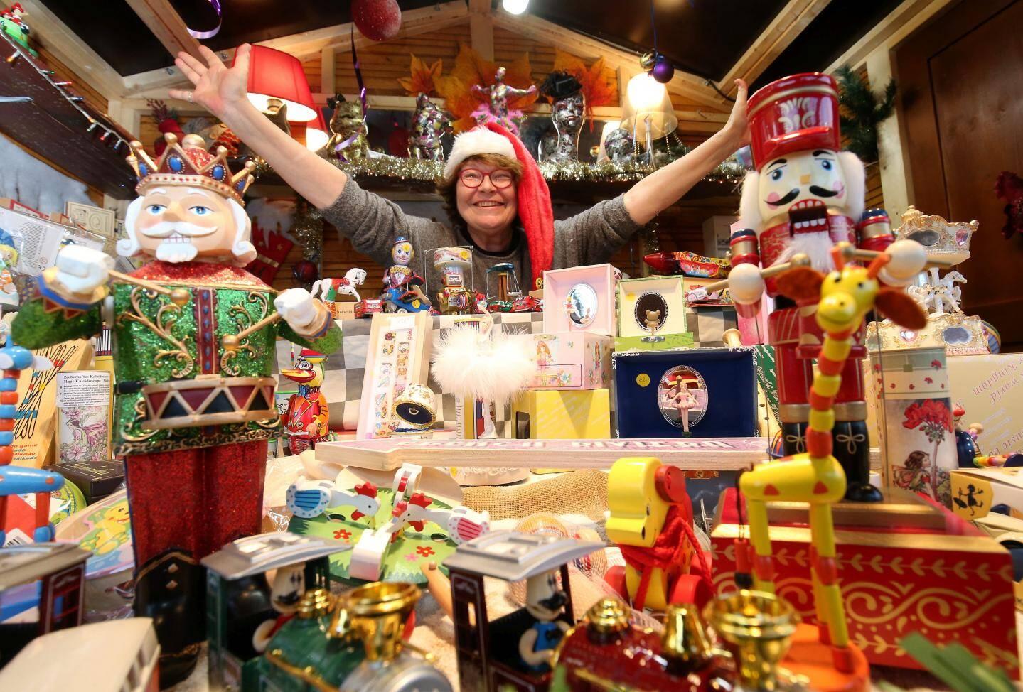 Le Marché de Noel de Nice