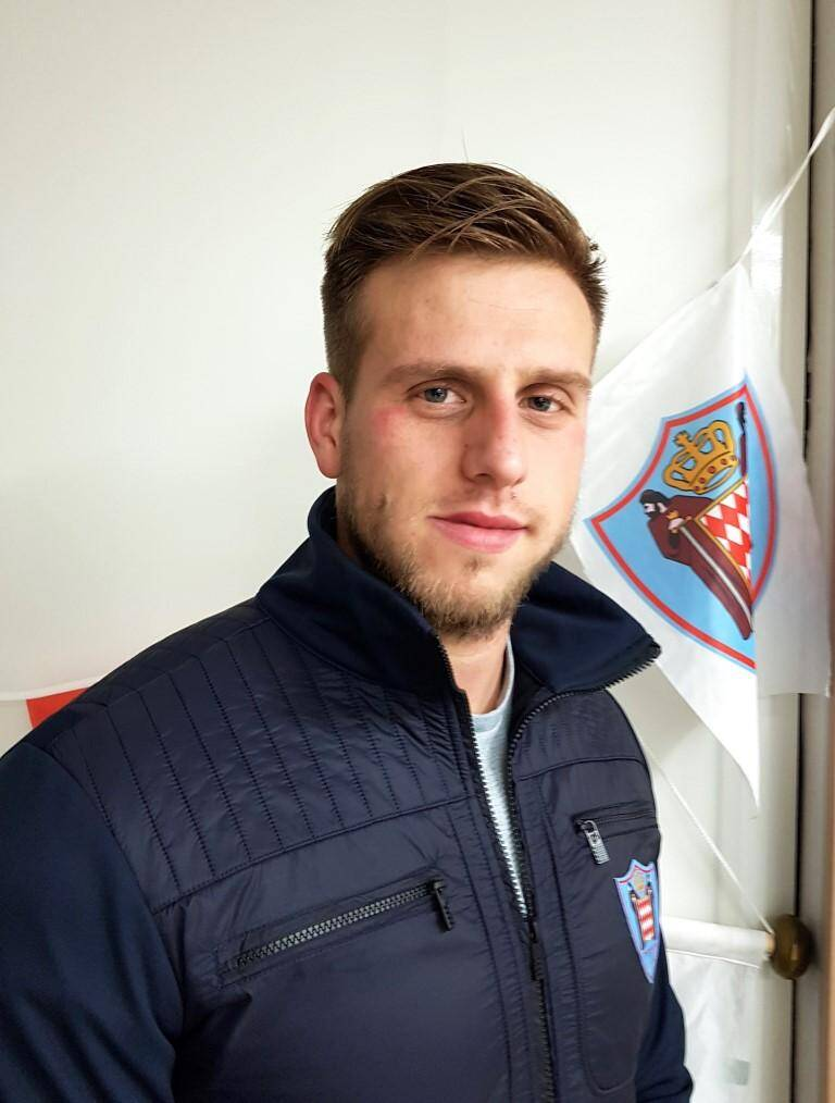 Boris Vain de l'équipe de bobsleigh monégasque
